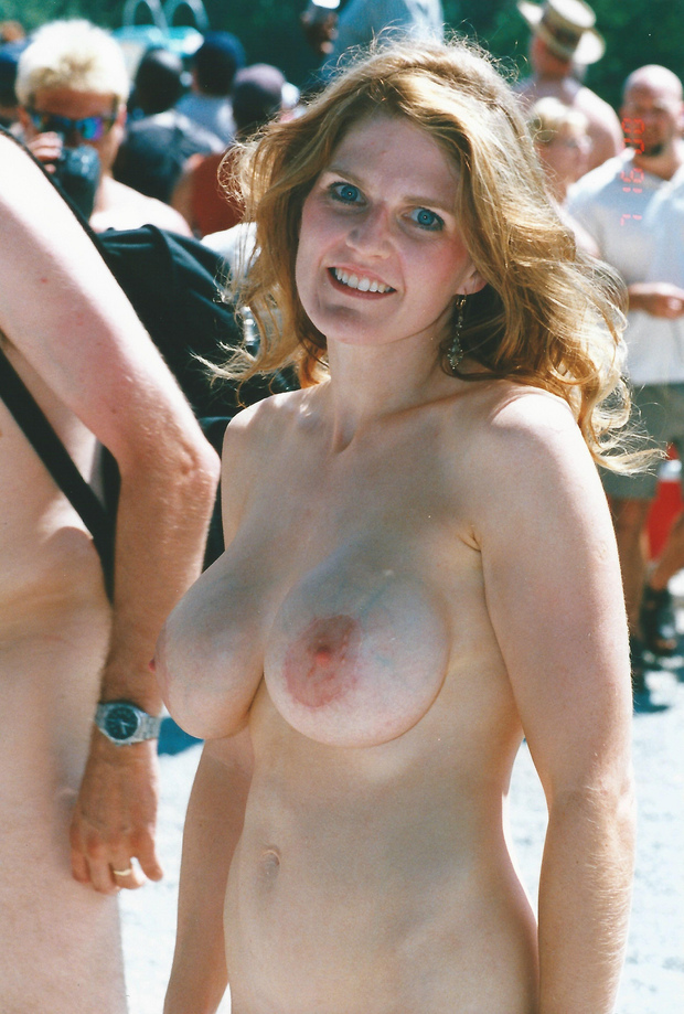 nice big tits on redhead; Big Tits Red Head
