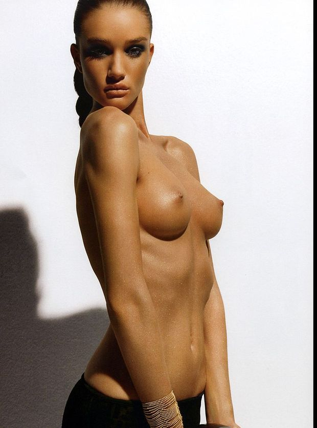 Rosie Huntington; Celebrity