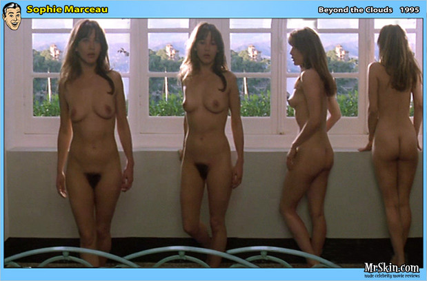 Sophie Marceau sexy and naked; Celebrity Hot
