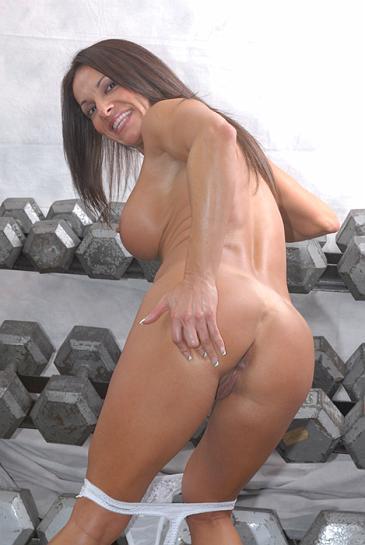 ; Ass Babe Big Tits Brunette Milf