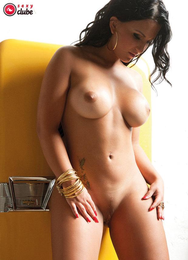 Eduarda Rosa; Babe Big Tits Brunette Pussy