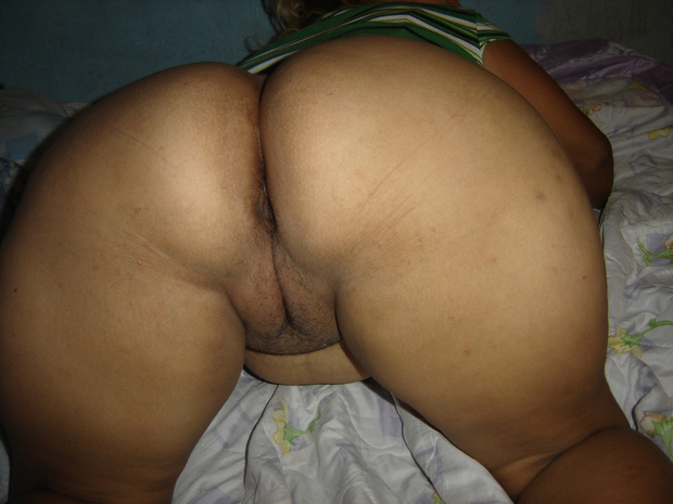 Ass chubby mexican real