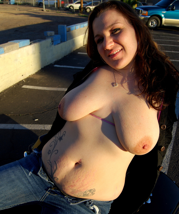 Nude biker babes big boobs