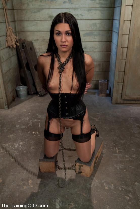 Bdsm slaves sasha knox and sasha sparks medieval torments - 2 8
