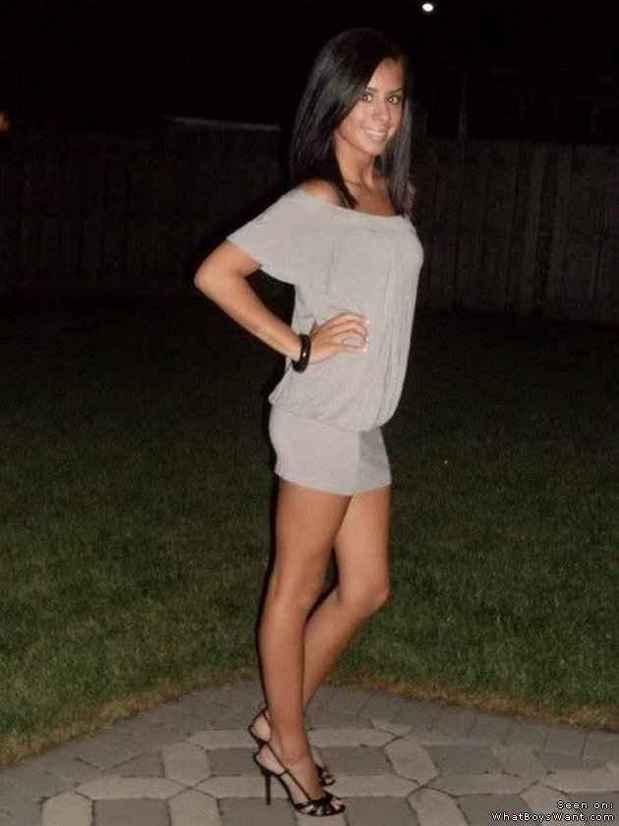 Brunette Legs 4; Brunette Hot