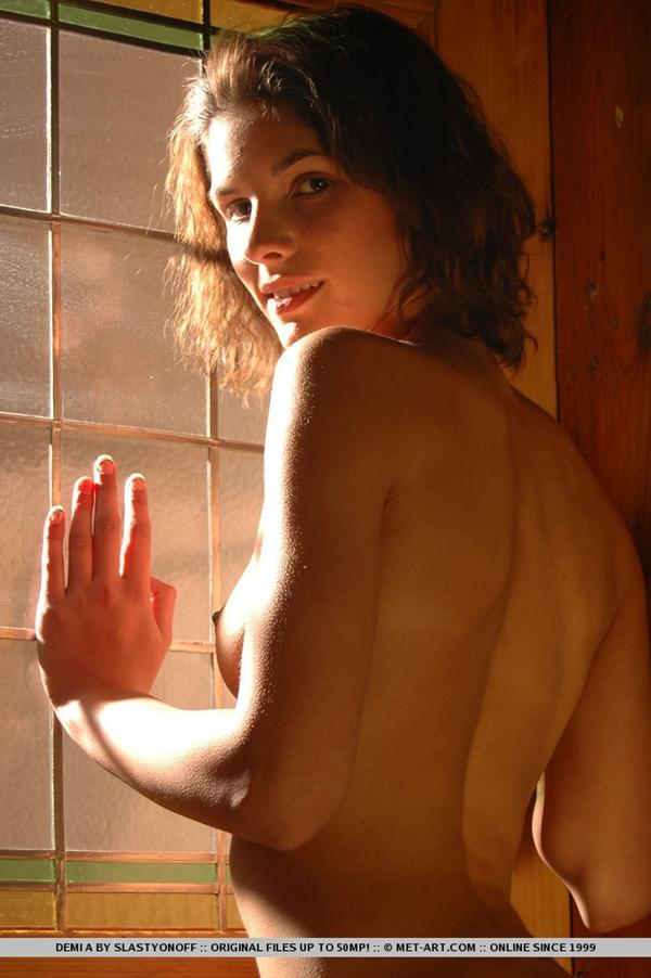 MetArt - Demi A BY Slastyonoff - NATIVUS; Babe Hot Stylish Softcore