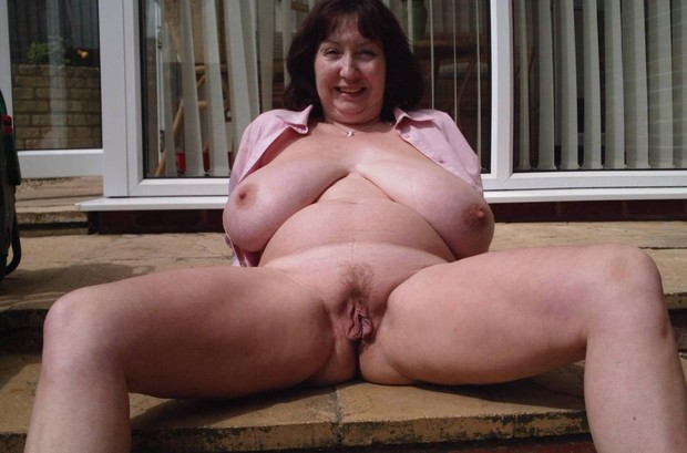 bbw tits huge Amateur mature