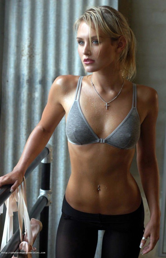 ...; Athletic Babe Beautiful Blonde Celebrity Cute Face Hot Body Non Nude Posing