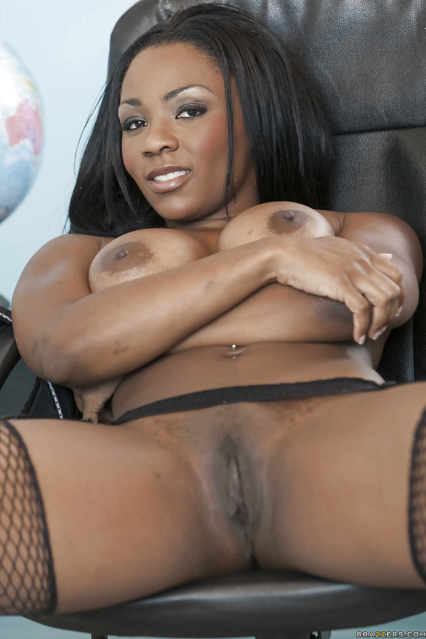 Black in panties where pussy is