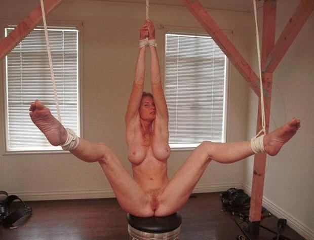 Amateur mature bdsm