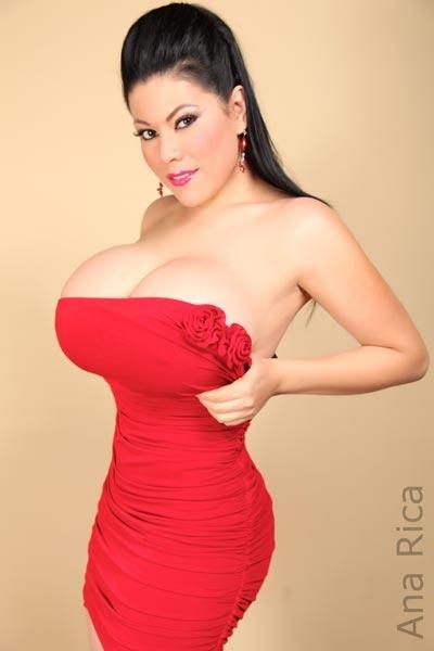 Ana Rica; Babe Big Tits