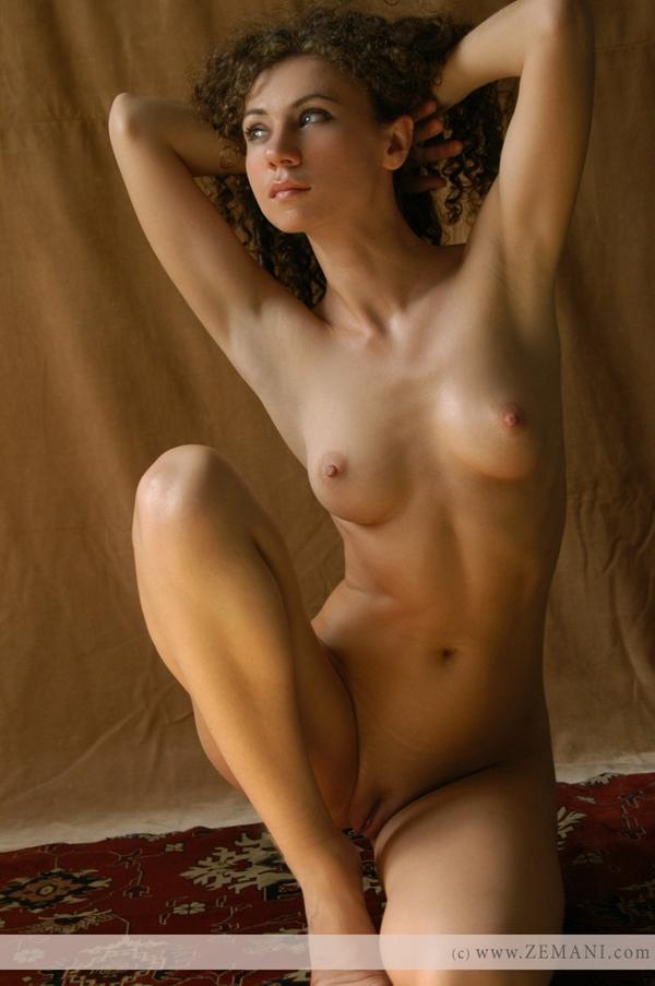 Lyuda; Babe Brunette