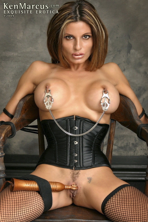 Remarkable, very big tits bra bondage