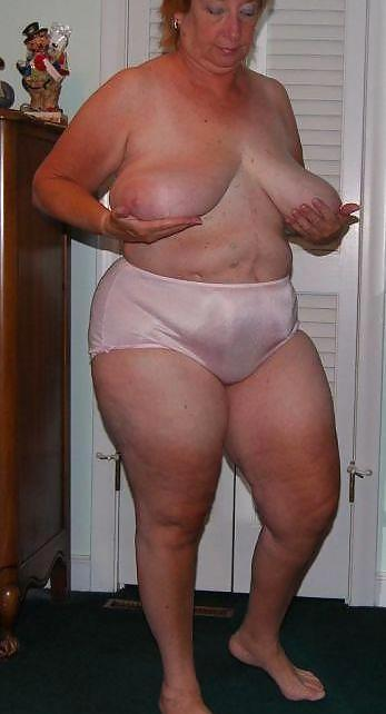 Pictures of women fat girls in panties