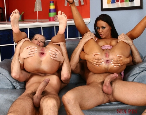 Hot group anal sex - HD porn video PornHD