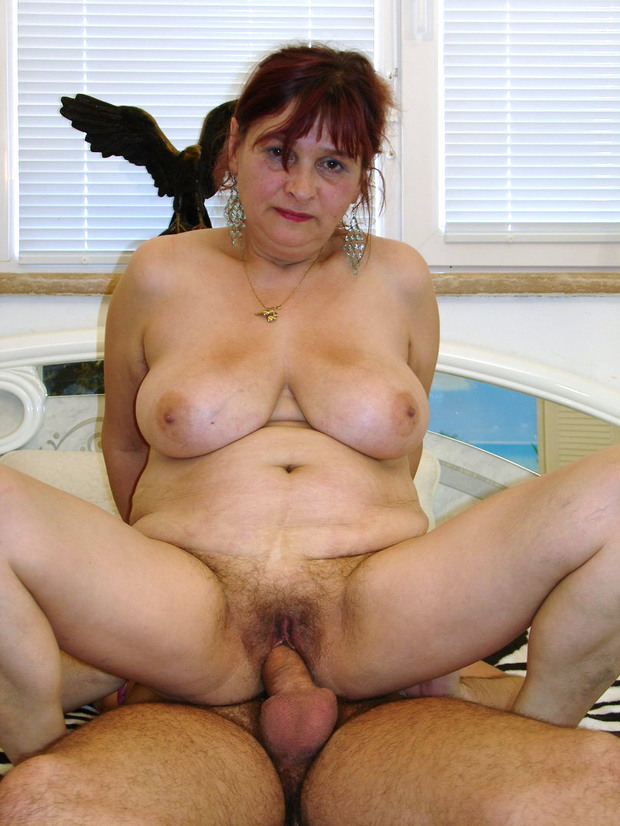Mature Pussy Full Of Cock 58