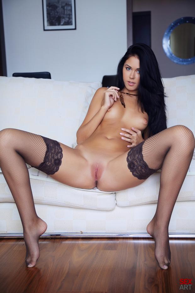 фото порно красивые брюнетки